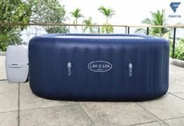 Надувной СПА бассейн джакузи Hawaii AirJet, BestWay 60021