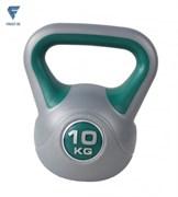 Гиря пластиковая 10кг ZS-10