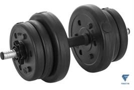 Гантель сборная Lite Weights 13 кг х 1шт 3113CD