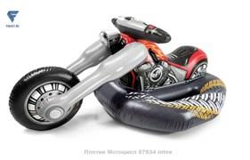 Плотик Мотоцикл 180х94х71см, от 3-х лет intex 57534