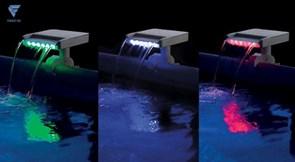 Водопад для бассейна с LED подсветкой Intex 28090