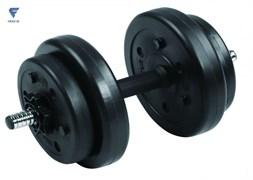 Гантель сборная Lite Weights 8 кг х 1шт 3108CD