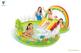 Игровой центр-бассейн intex 57154 Мой сад 290х180х104см от 2-х лет
