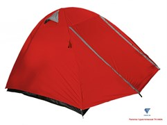 Палатка туристическая 4-х местная TK-040A