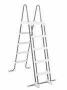 Лестница для бассейна Intex 28077 с площадкой (132см)