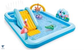 Игровой центр-бассейн Jungle Adventure 57161