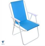Кресло складное с подлокотниками RK-0150