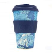 Кофейный эко-стакан 400 мл, Акант WM.