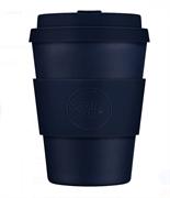 Кофейный эко-стакан 350 мл, Темная энергия.