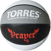 Мяч баскетбольный TORRES PRAYER, размер.7 B02057