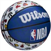 Мяч баскетбольный WILSON NBA All Team, размер.7 (арт.WTB1301XBNBA)