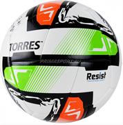Мяч футбольный TORRES RESIST, размер 5, F321045