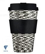 Кофейный эко-стакан 400 мл Макс Планк