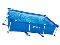 Каркасный бассейн Intex 28270 (220х150х60см)