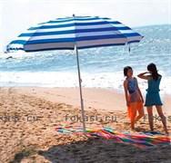 Зонт пляжный BU-020 (D-200см)