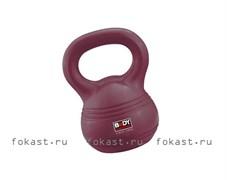 Гиря обрезиненная BW-110-16   16кг