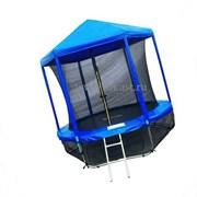 Батут 10FT 3,05м с защитной сеткой (внутрь) и крышей GB20202-10FT