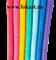 Скакалка для художественной гимнастики RGJ-104, 3м, красный - фото 11858