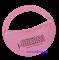 Чехол для обруча с карманом D 750, розовый - фото 11914