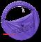 Чехол для обруча с карманом D 890, фиолетовый - фото 11919