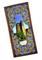 Нарды средние, с деревянными шашками, дубовые, цветной рисунок - фото 12664