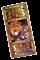Нарды средние, с деревянными шашками, дубовые, цветной рисунок - фото 12666