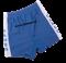 Шорты для самбо синие, р.34-42 - фото 12687