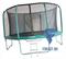 Батут 12FT 3,66м с защитной сеткой (внутрь) с лестницей GB102011-12FT - фото 14152