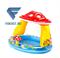 Детский надувной бассейн грибок с надувным дном 102х89см, 1-3 года. INTEX 57114 - фото 15402