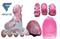 коньки роликовые, защита, шлем Action PW-999 - фото 15430