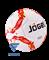 Мяч футбольный JS-510 Kids №3 - фото 15698