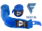 Бинт боксерский BP-6232c, 3,5м, эластик, синий Green Hill - фото 15722