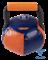 Гиря мягкая ГМБ4, 6 кг - фото 15788