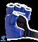 Перчатки для MMA Combat Sambo MMR-0027CS, к/з, синие - фото 16334