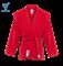 Куртка для самбо JS-302, красная, р.4/170 - фото 16610