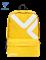 Рюкзак JBP-1902-041, желтый/белый - фото 16628
