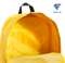Рюкзак JBP-1902-041, желтый/белый - фото 16630