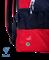 Рюкзак Double bottom JBP-1903-291, красный/темно-синий/белый, L - фото 16635