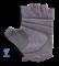 Перчатки для фитнеса SU-127, черный/серый Starfit - фото 17269