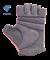 Перчатки для фитнеса SU-127, розовый/серый - фото 17276
