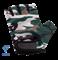 Перчатки для фитнеса SU-126, хаки - фото 17278