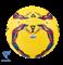 Всепогодный футбольный мяч Jögel  JS-1010 Grand №5, желтый - фото 17516