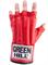 Перчатки снарядные ROYAL CMR-2076, шингарды, кожа, красные - фото 18362