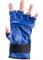 Перчатки снарядные ROYAL CMR-2076, шингарды, кожа, синие - фото 18363