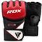 Перчатки для MMA GGR-F12R, красный - фото 18444