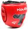 Шлем тренировочный KouGar KO210, р.M, красный - фото 18495