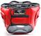 Шлем тренировочный KouGar KO210, р.M, красный - фото 18496