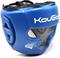Шлем тренировочный KouGar KO240, р.L, синий - фото 18502