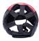 Шлем закрытый Skull Red - фото 18564