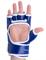 Перчатки для MMA Combat Sambo MMR-0027CS, к/з, синие - фото 19243